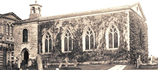 St Andrew's Parish Church, Wimpole (c1905)