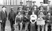 Cundall's Foundry Workers c1916