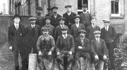 Cundall's Foundry Workers c1912