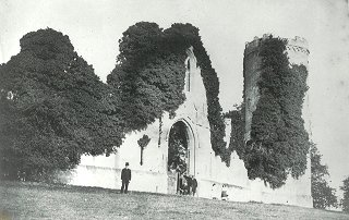 The Folly, Wimpole Estate, circa 1881