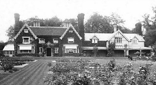 Wimpole Rectory c1928