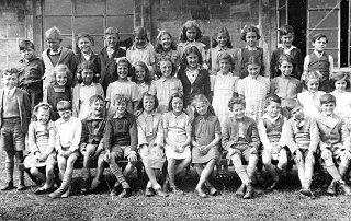 Wimpole Park School Pupils, Junior Class c1951
